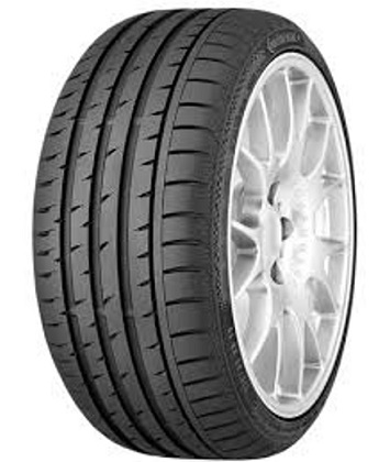 Continental Sport Contact 3 Runflat 245/50/R18 Tyre